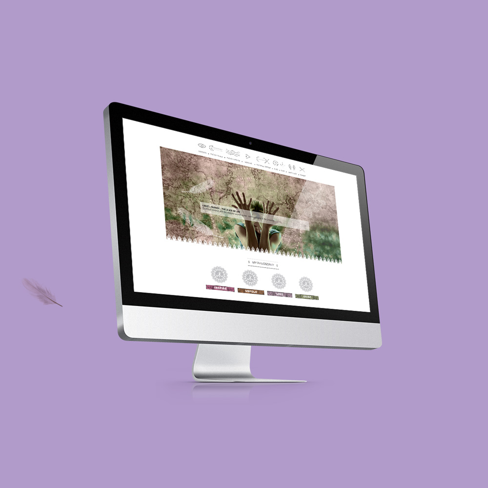 Yoga Website Design Brighton 1