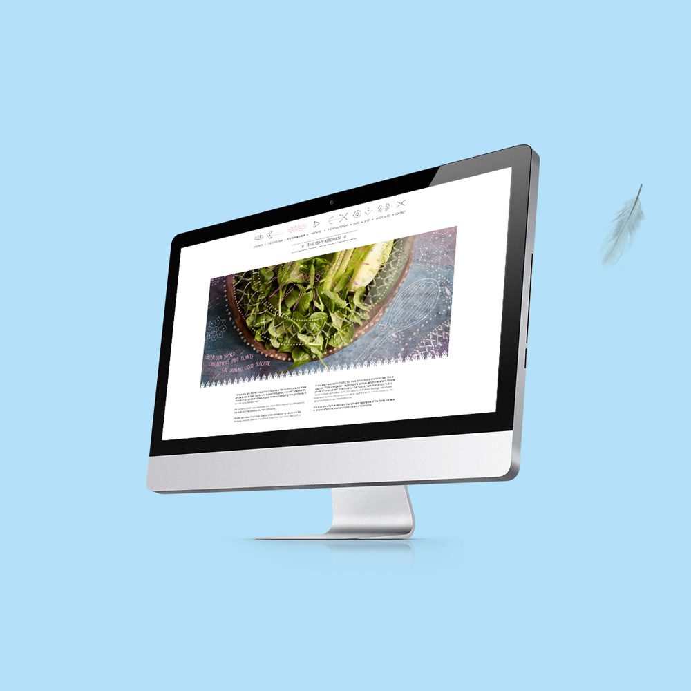 Yoga Website Design Brighton 3
