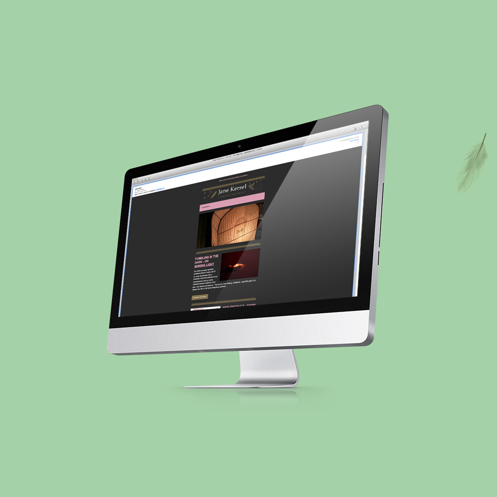 Yoga Website Design Brighton 5