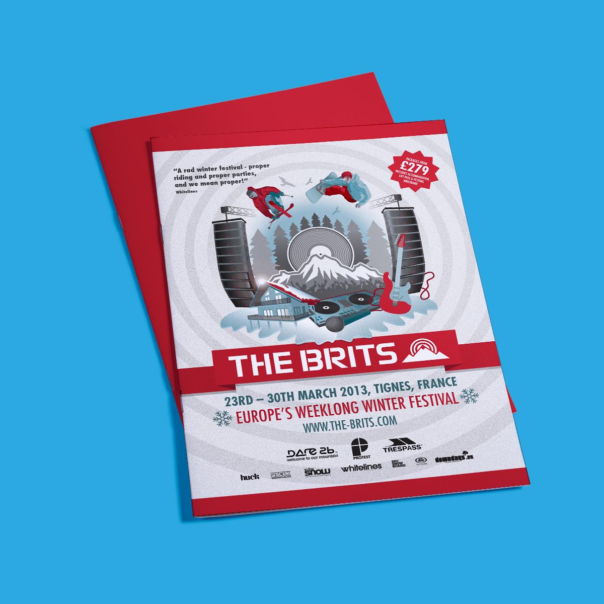 The Brits Branding 2