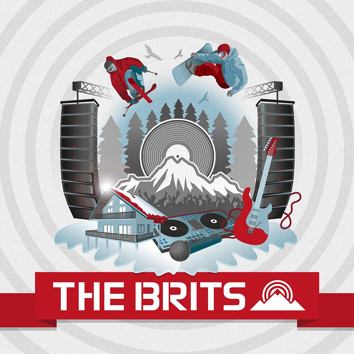 The Brits Branding 1