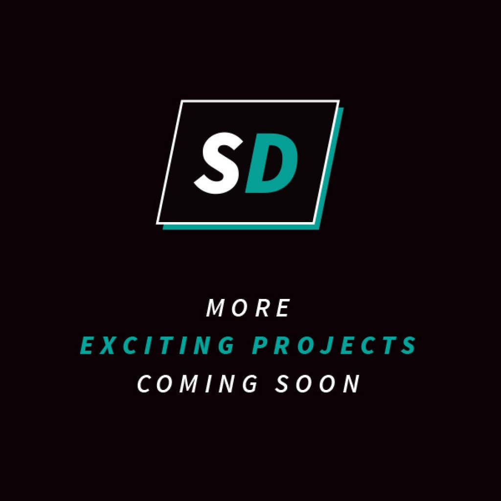 More Exciting Projects Coming Soon