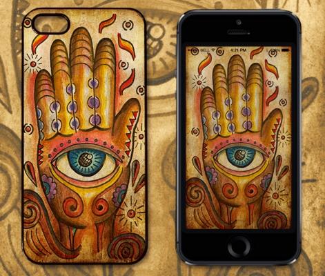 Mobile Phone Case Design
